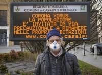 Koronavírus: egy francia meghalt, Olaszországban gyerekek betegedtek meg