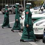 Kakukktojás került a dubaji rendőrség szuperautó-flottájába