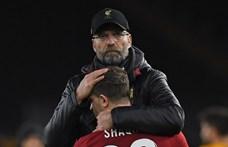 Hét gól Liverpoolban, ebből a hazaiak hármat kaptak