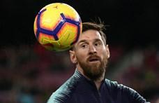 Kényszerleszállást hajtott végre Lionel Messi repülőgépe Brüsszelben