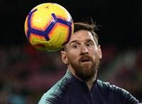 Messi: Lenyűgöző volt Zsóri Dániel gólja