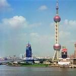 Elképesztő fejlődés! Sanghaj utolsó 20 éve képekben