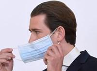 """Sebastian Kurz a """"túlszabályozás"""" miatt aggódik, enyhítene a korlátozásokon"""