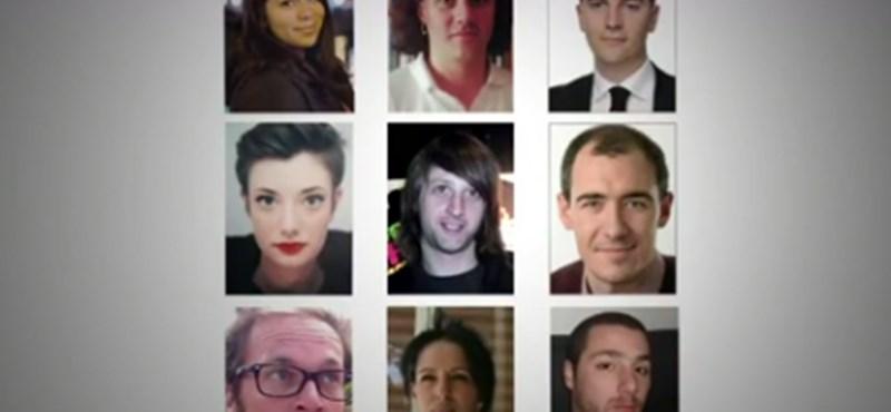 Jönnek az adatok a Bataclan halottjairól - videó