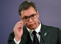 Kórházba került a szerb elnök