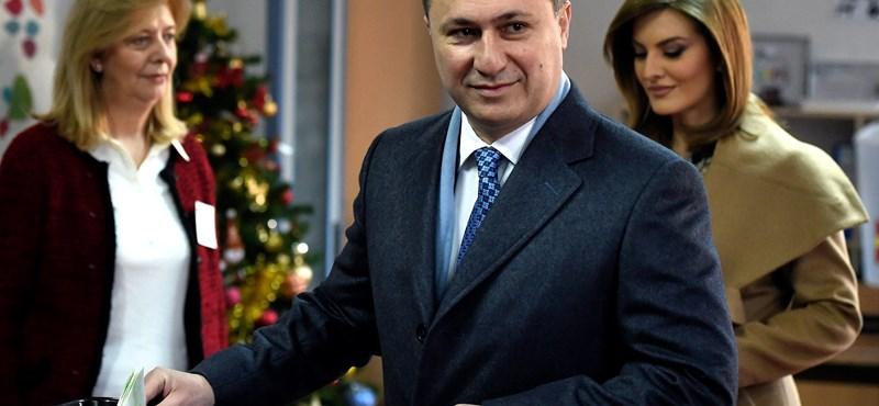 Megszólalt Gruevszki: Meggyilkoltak volna, ha otthon megyek börtönbe