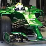 F1: a Caterham kiszáll