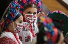 Koronavírus: újabb rekordok dőltek Ukrajnában