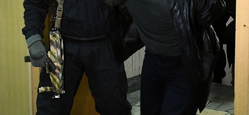 Fotók: Ez a férfi bevallotta Nyemcov megölését