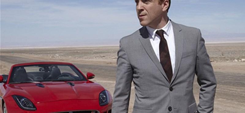 Ridley Scott is benne van az új Jaguar F-Type filmben