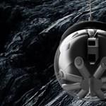 Gömb alakú robottal térképezheti fel a Hold barlangjait az Európai Űrügynökség