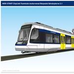 Akár így is kinézhetne a szegedi tramtrain