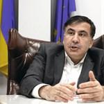 Lengyelországba vitték az étteremből elrabolt Szaakasvilit