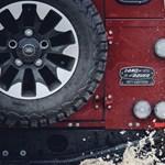 Unatkozott a brit nyugdíjas, megépítette a világ legkülönlegesebb Land Rover Defenderét