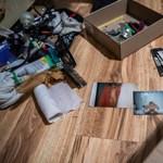 Meztelen gyerekekről készült képeket találtak egy budapesti férfinél