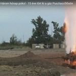 Videó: 91 nap alatt sikerült elfojtani az ország egyik legnagyobb gázkitörését