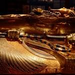 Megnyílt a Tutanhamon-kiálltás