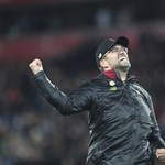 Megőrült Klopp a győztes gól után – videó