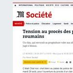Egymillió eurós zsákmány: román zsebtolvajbanda zajos pere Párizs mellett