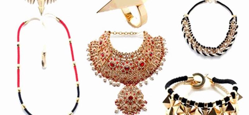 Piros, arany, fekete - Gwen Stefani ékszerkollekciója