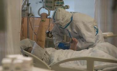 Koronavírus: 3149 új fertőzött, 35 halott, 2449 ember kórházban