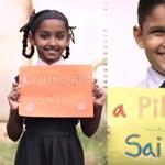 Megható videóval kampányolnak: a gyerekek álmai igenis fontosak
