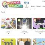 Melyik a legjobb magyar app? 164 jelölt van