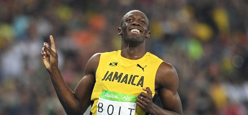 Bolt világcsúcsot ígér 200-on, Gatlin viszont be sem jutott a döntőbe