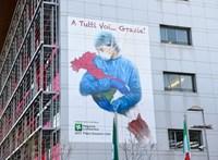 Bergamo intenzív osztályáról eltűntek a koronavírusos betegek