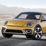 Megcsinálta a Volkswagen a modern homokfutó bogarat