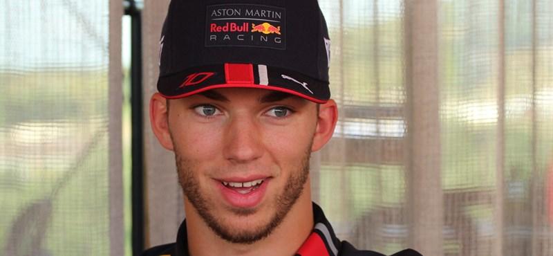 Mekkora buli Max Verstappen csapattársának lenni?