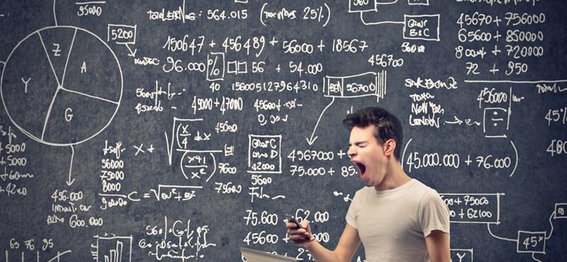 A legrosszabbra számítasz minden vizsga előtt? Állítólag jobb, mintha magabiztos lennél
