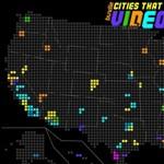 Melyik városban lakik a legtöbb gamer?