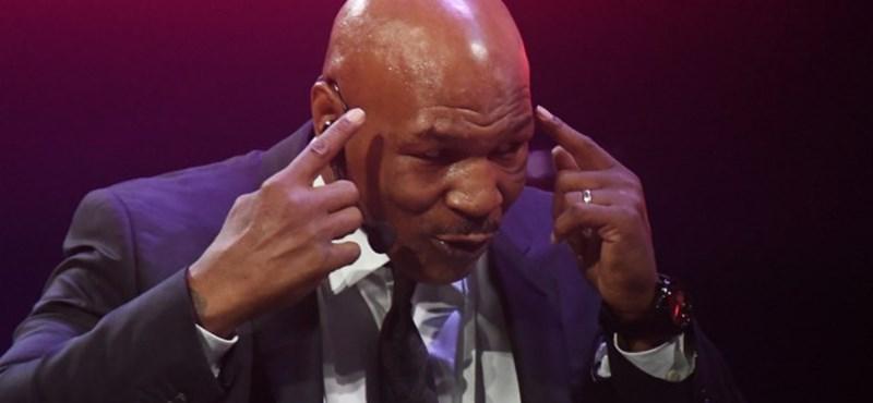 Mike Tyson nem engedné meg a gyerekének, hogy Jackóval lógjon