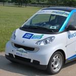 Elektromos Smartot vezettünk