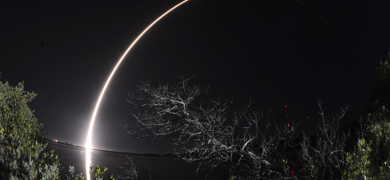 Katonai műholdat lőtt fel az USA ballisztikus rakéták észlelésére