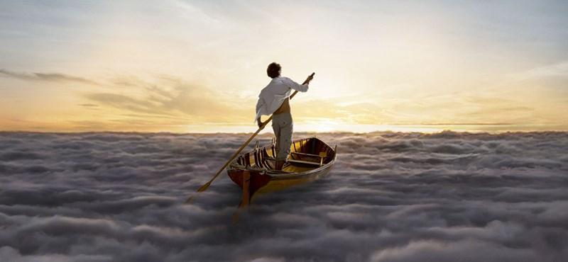 Megjelent az új Pink Floyd-album