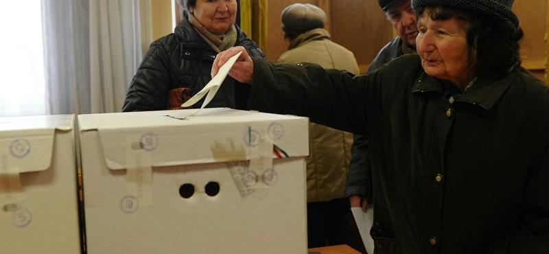 Ma dől el, lesz-e újra a Fidesznek kétharmada