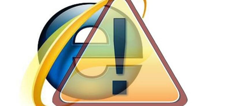 Mi lesz veled a nagy hiba után, ó Internet Explorer?