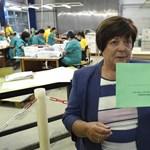 Sikeresen tesztelték a választási informatikai rendszert