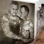 Hogy fog kinézni a tetoválás, ha viselője megöregszik? Hát így - fotók