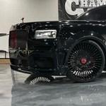 Egy NBA kosarasnak a Rolls-Royce SUV is túl hétköznapi