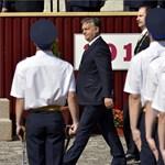 Orbán: sikerült a korrupt rendőröktől megtisztítani az állományt