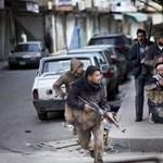 Arab békefenntartókat küldene Szíriába Baradei