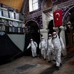 A törökök fegyelmezetlensége miatt lemondott a belügyminiszter