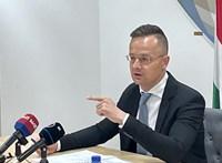Szijjártó számára a belarusz ellenzék nem létezik, csak a migránsok