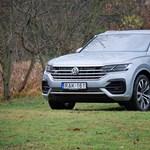 Luxus vagy Volkswagen? - teszteltük az új Touareget