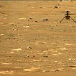 Ez történt: Felszállt a Marson a helikopter