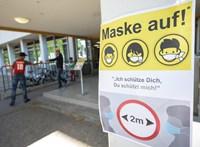 Nagyot zuhant a német gazdaság a járvány miatt