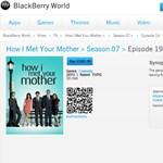 Fantasztikus tartalmak a BlackBerry-s iTunesban